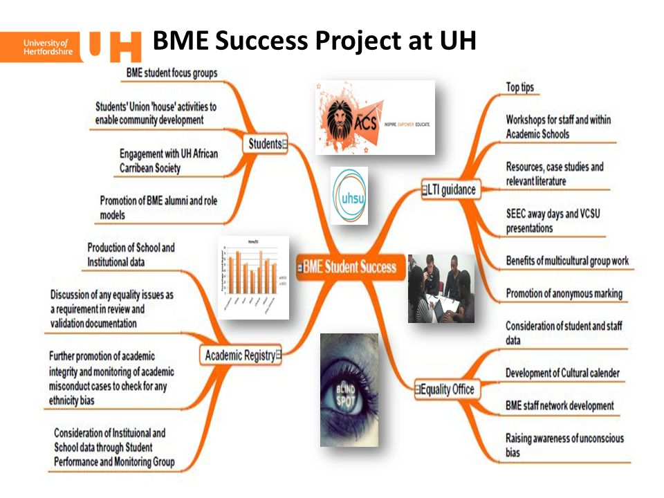 BME Success Project at UH
