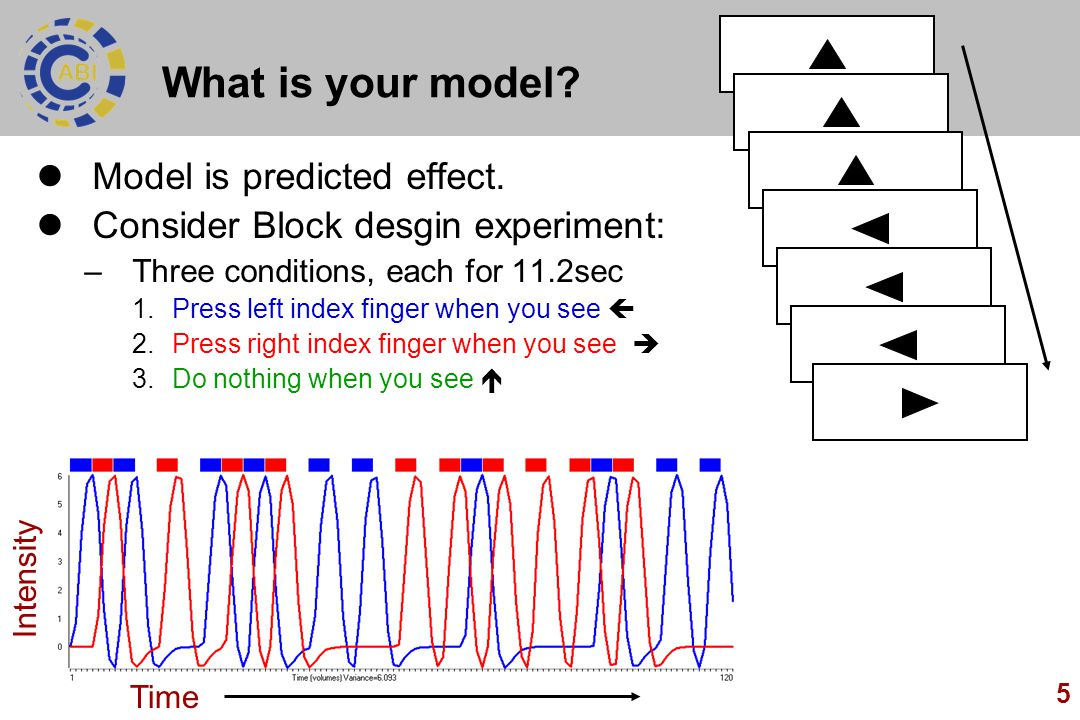 What is your model Model is predicted effect.