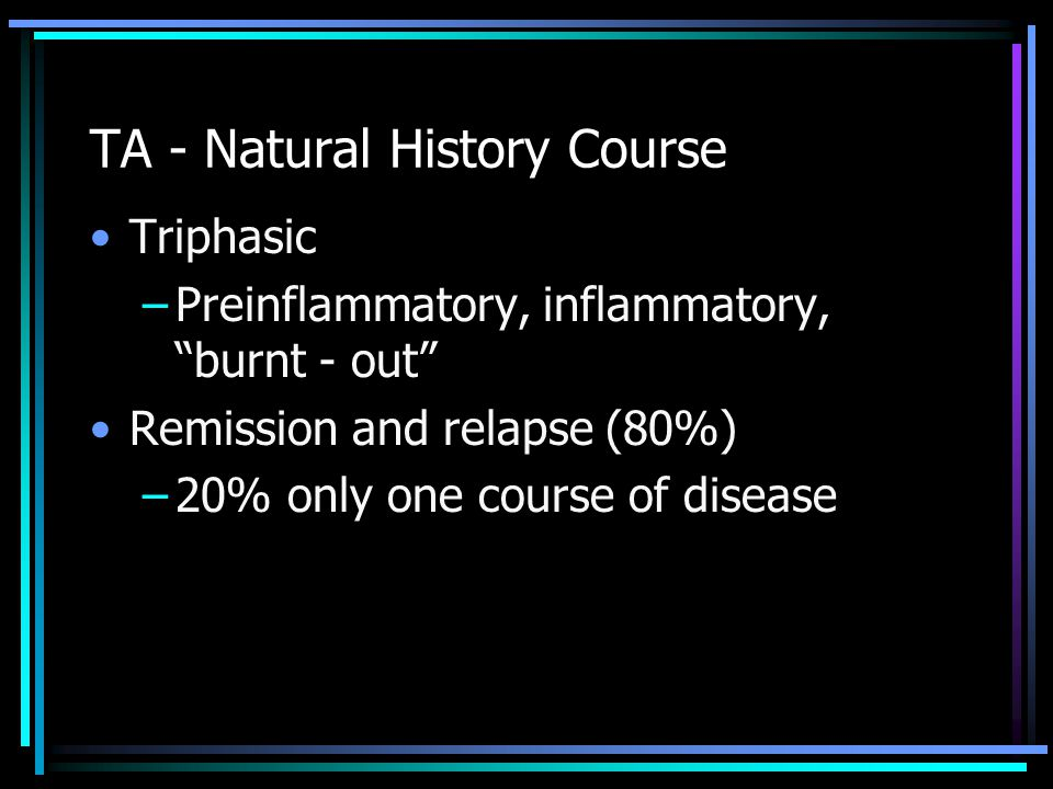 TA - Natural History Course
