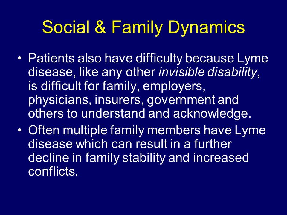 Social & Family Dynamics