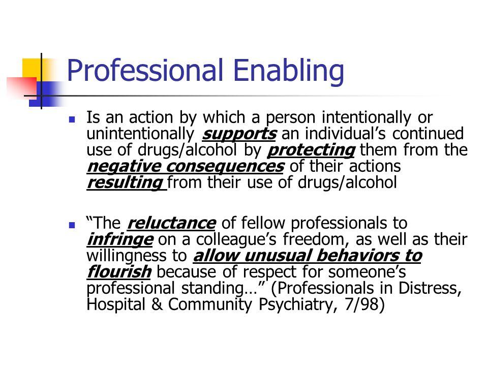 Professional Enabling