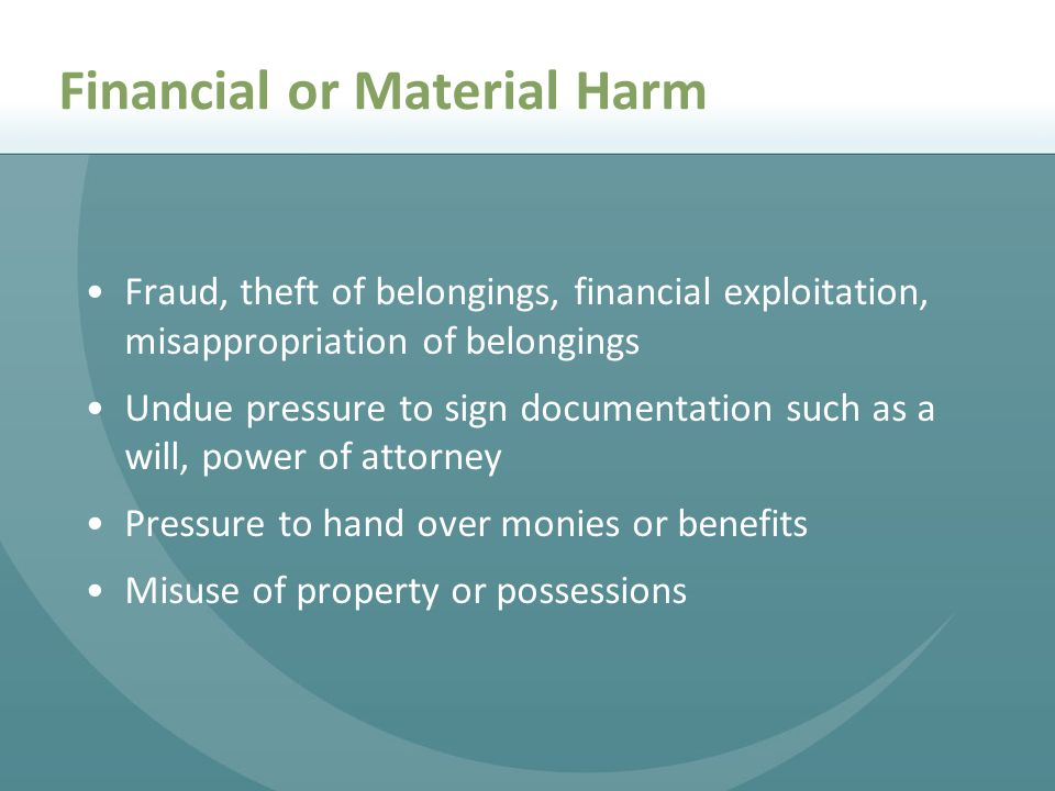 corporate abuse of power fraud economic exploitation Bits fraud protection toolkit protecting the elderly and vulnerable from financial fraud and exploitation nationally, that tr對anslates to about $660 billion in corporate losses per year.