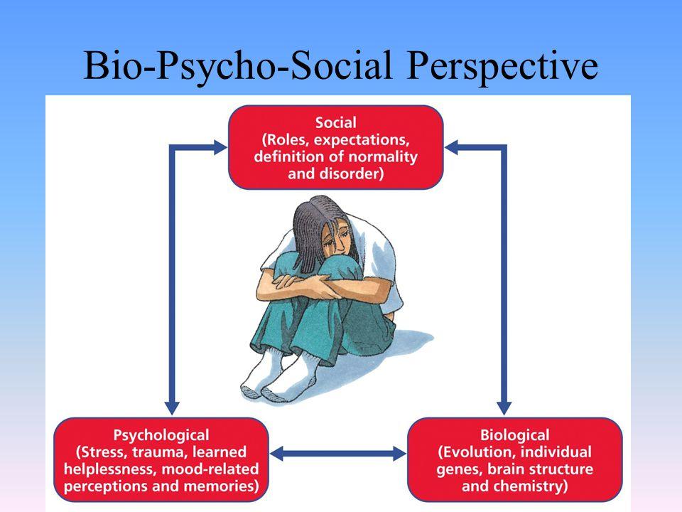 Bio-Psycho-Social Perspective