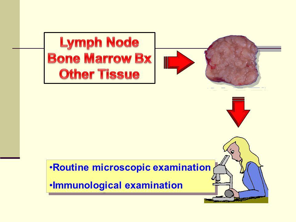 Lymph Node Bone Marrow Bx Other Tissue