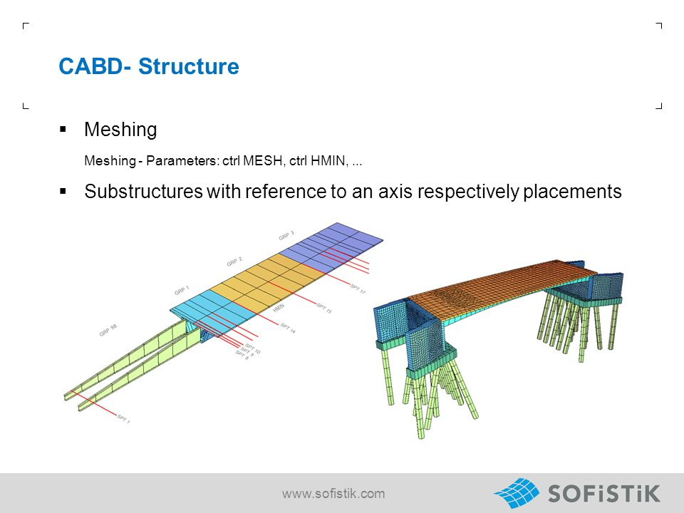 CABD- Structure Meshing
