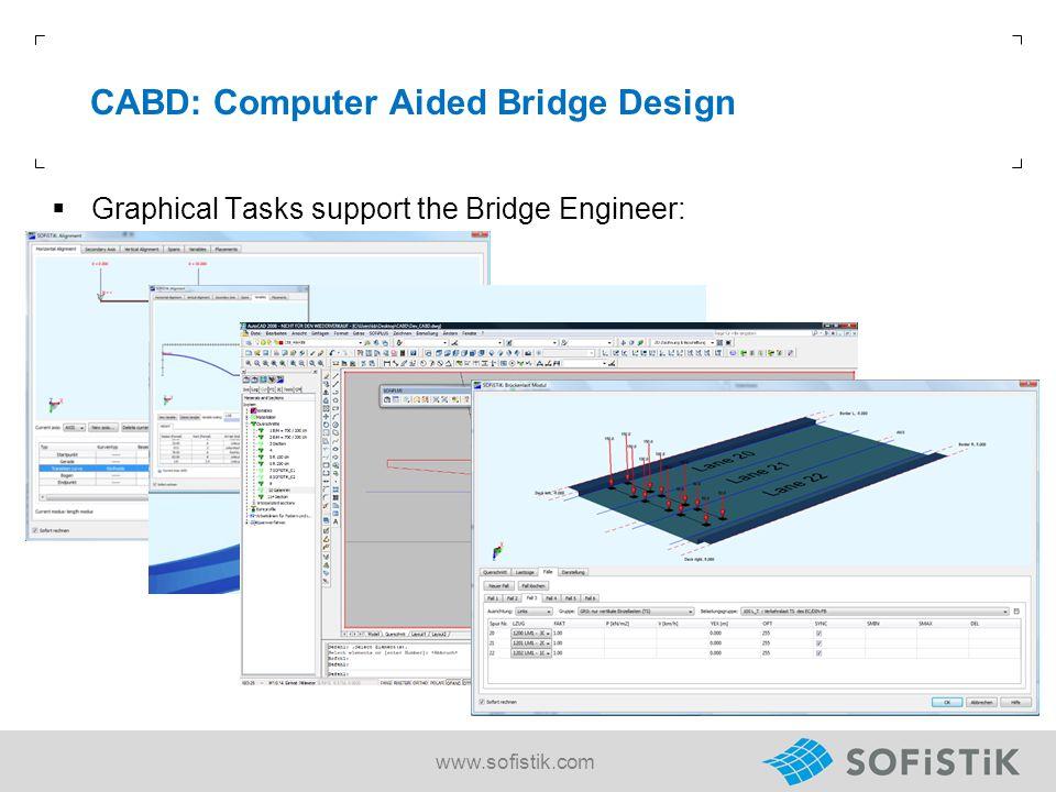 CABD: Computer Aided Bridge Design