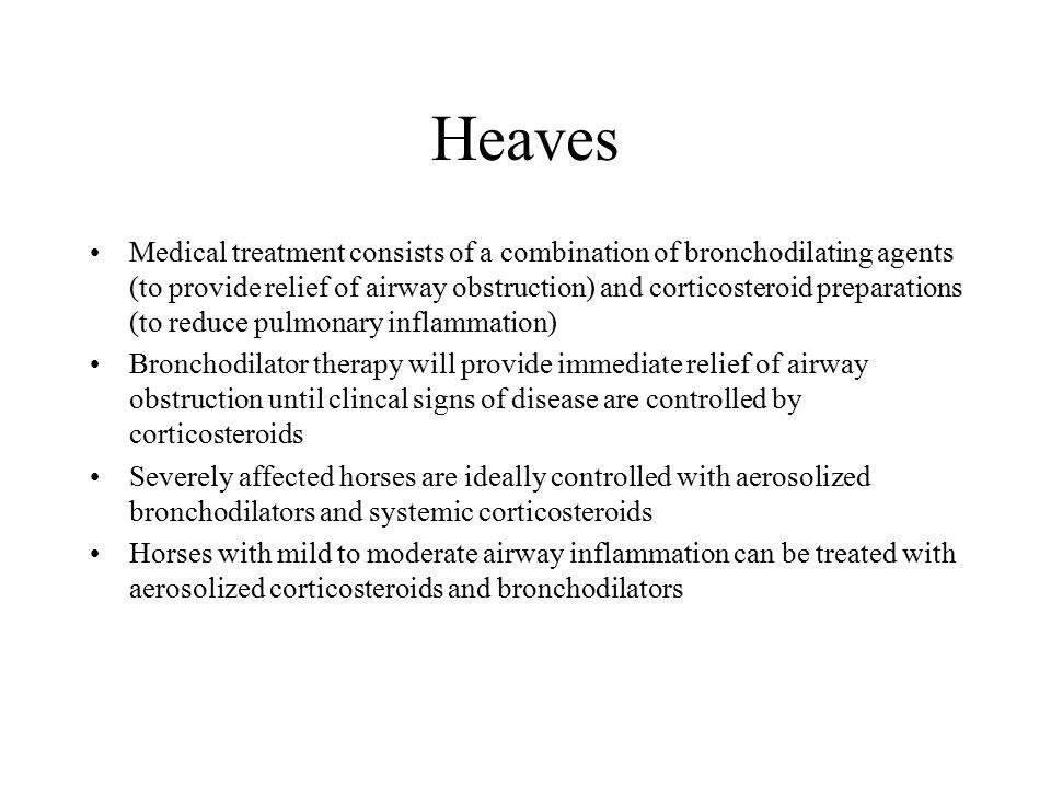 Heaves
