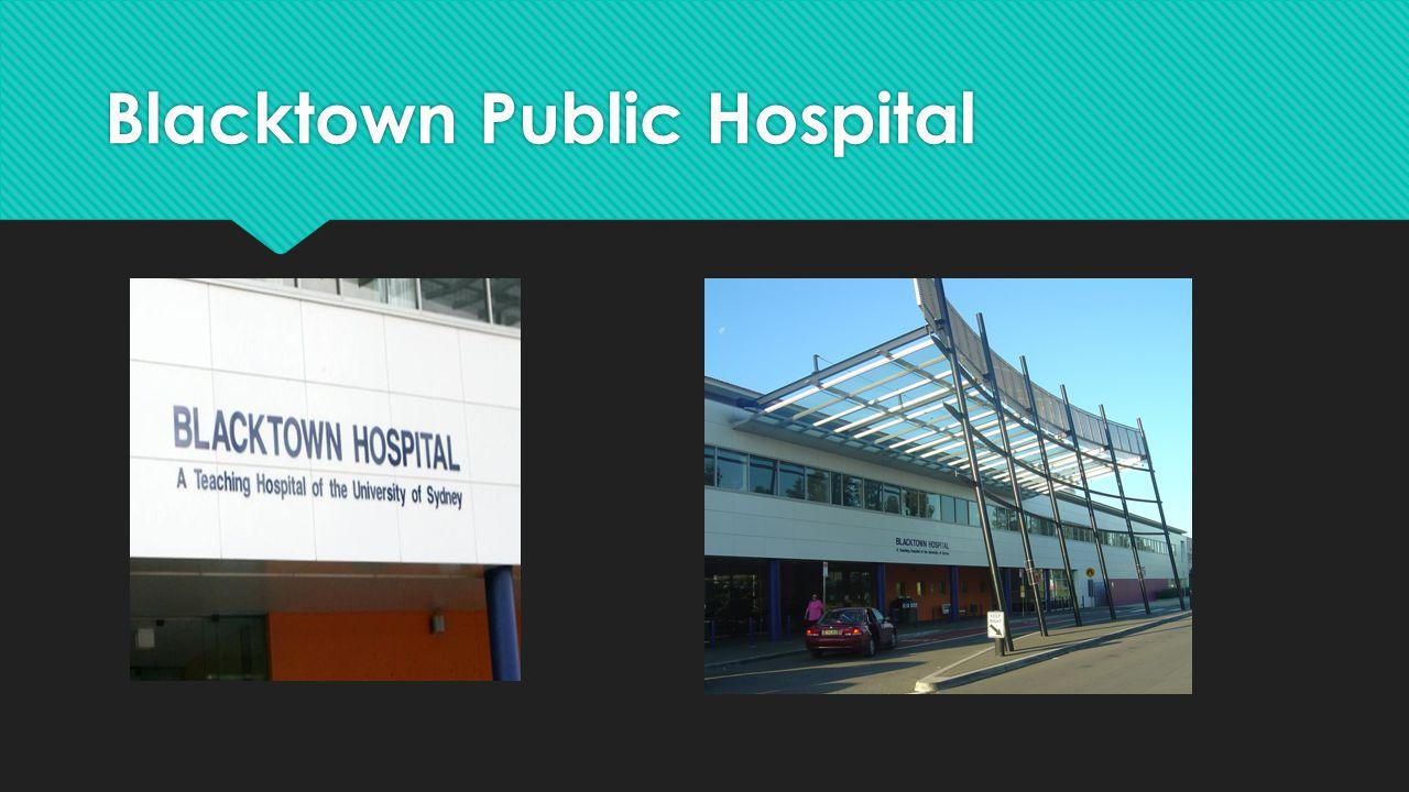 Blacktown Public Hospital