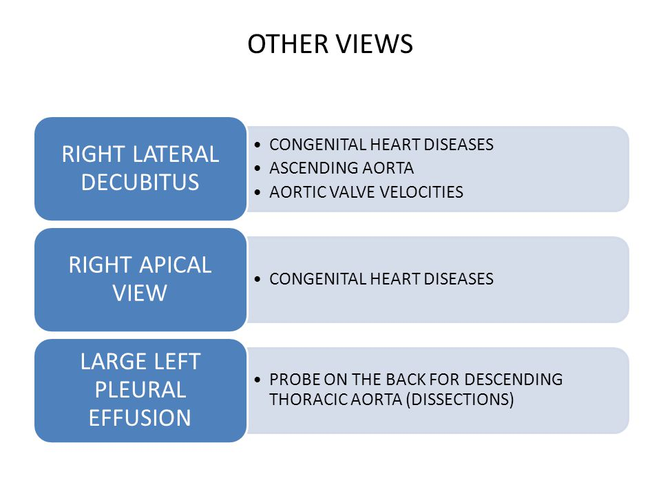 OTHER VIEWS RIGHT LATERAL DECUBITUS RIGHT APICAL VIEW