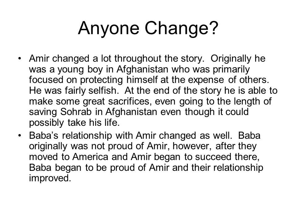 Anyone Change
