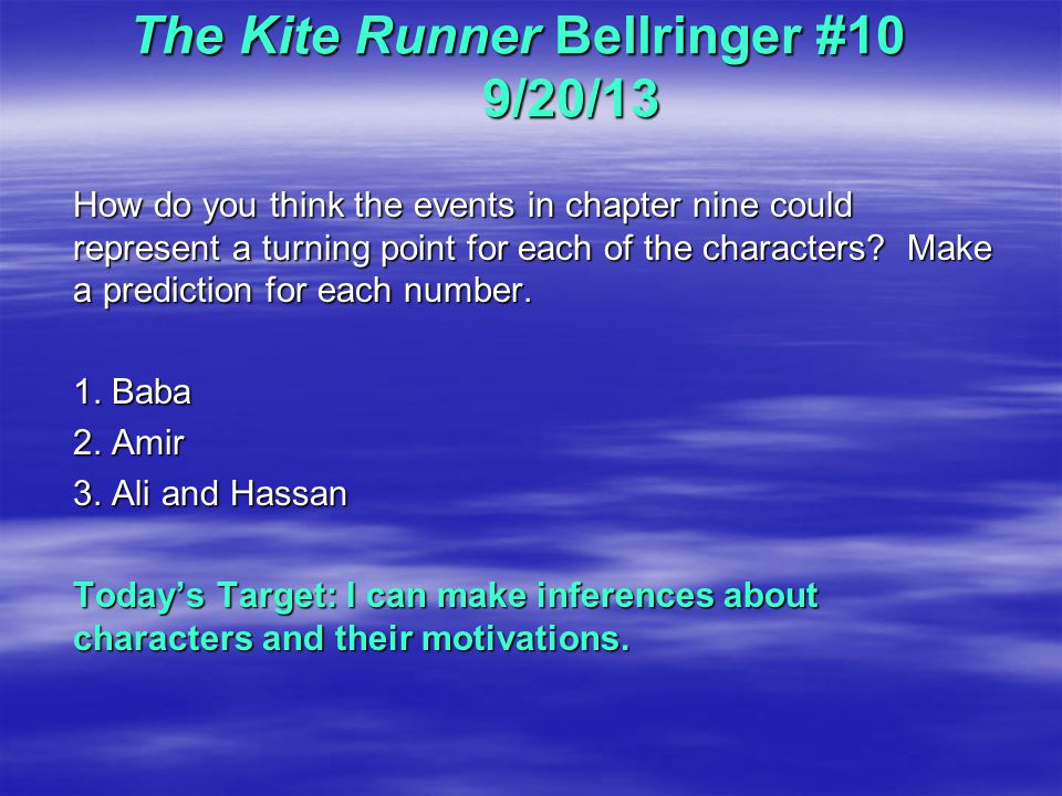 the kite runner caste system The kite runner books by khaled hosseini it may be unfair, but what happens in a few days, sometimes even a single day, can change the course of a whole lifetime khaled hosseini s 1 new york times bestselling debut amir is the son of a wealt.
