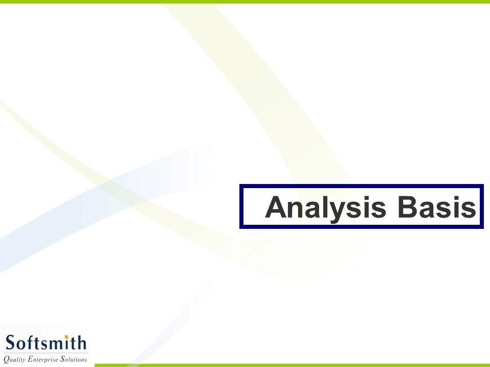 Analysis Basis
