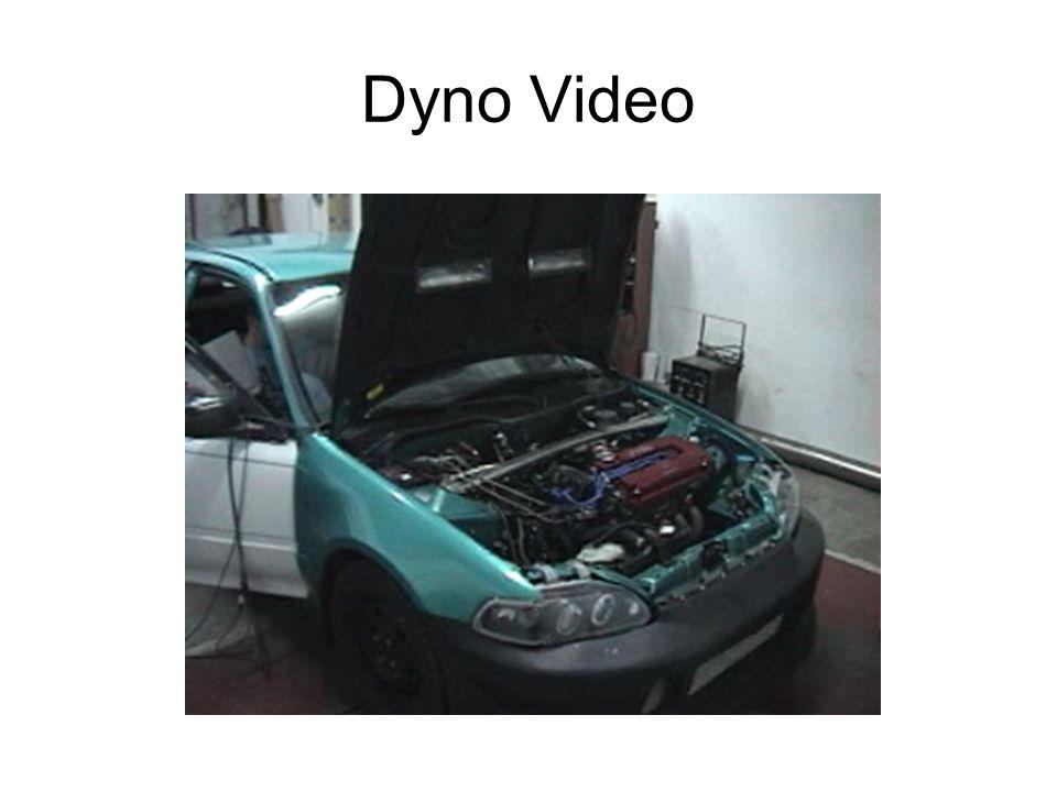 Dyno Video
