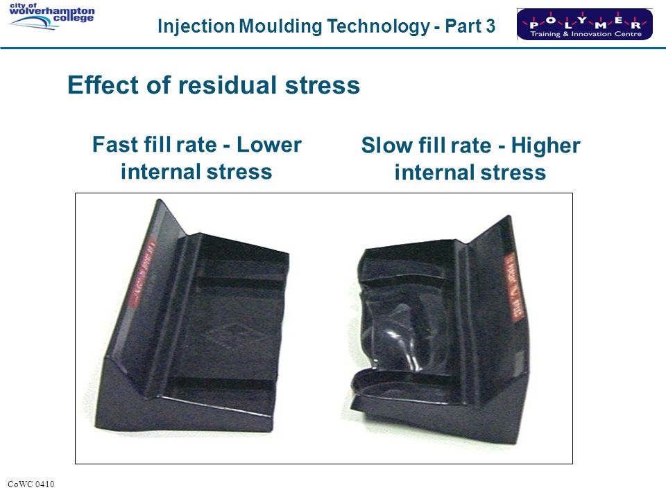 Effect of residual stress