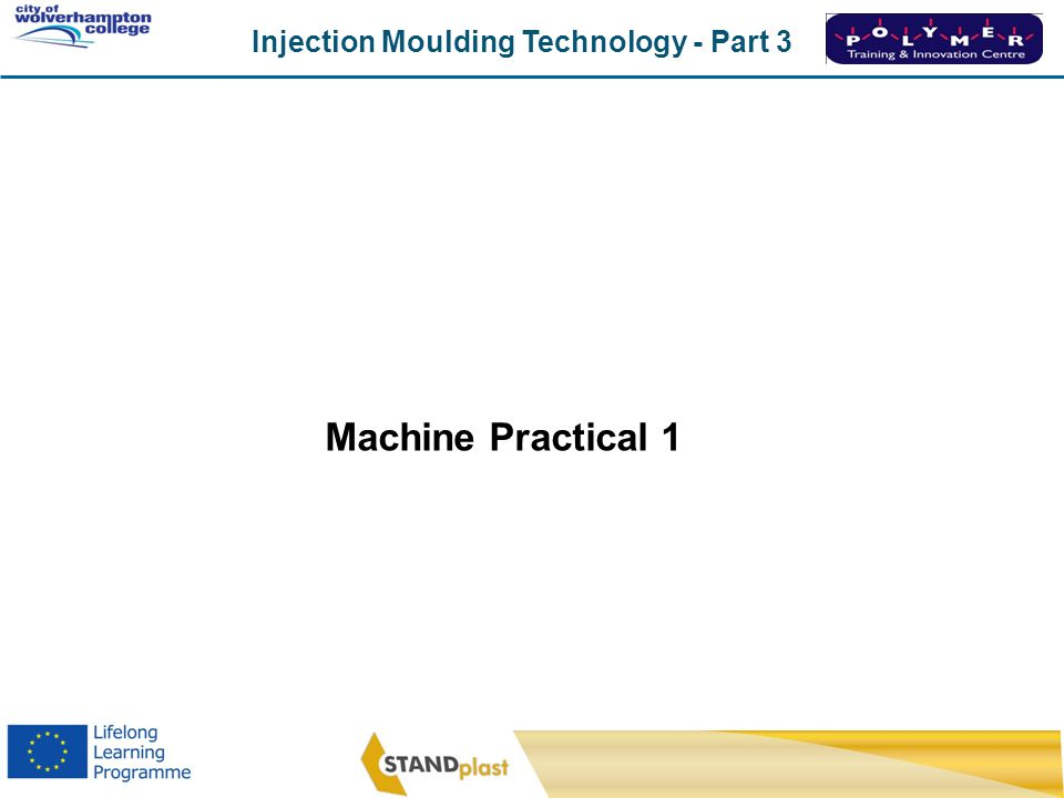 Machine Practical 1