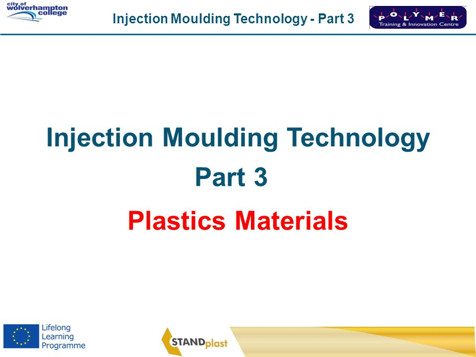 Injection Moulding Technology