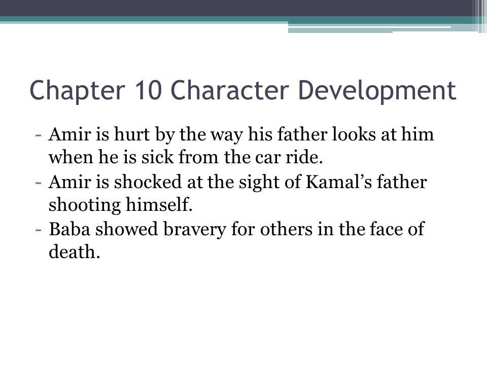 Chapter 10 Character Development