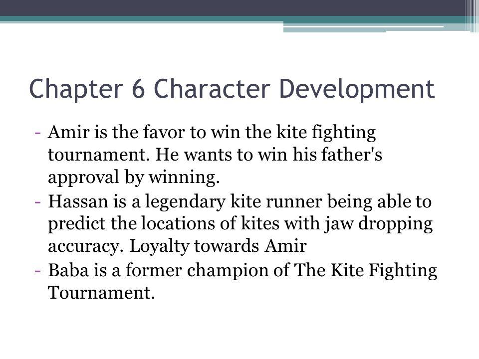 Chapter 6 Character Development