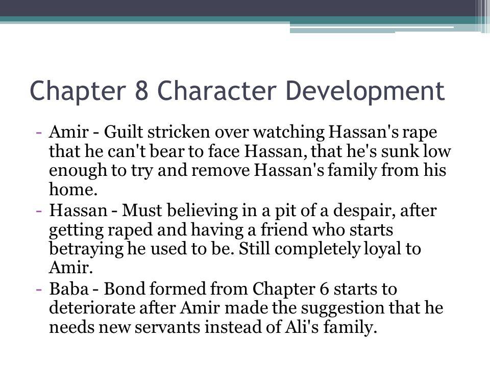 Chapter 8 Character Development