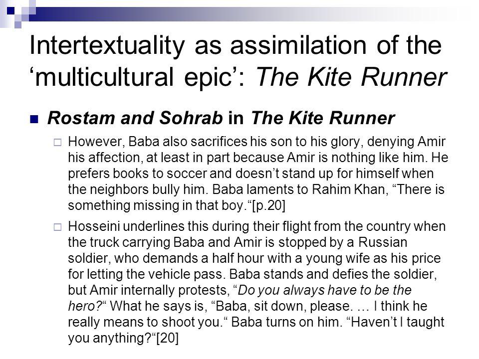 the kite runner rahim khan and baba