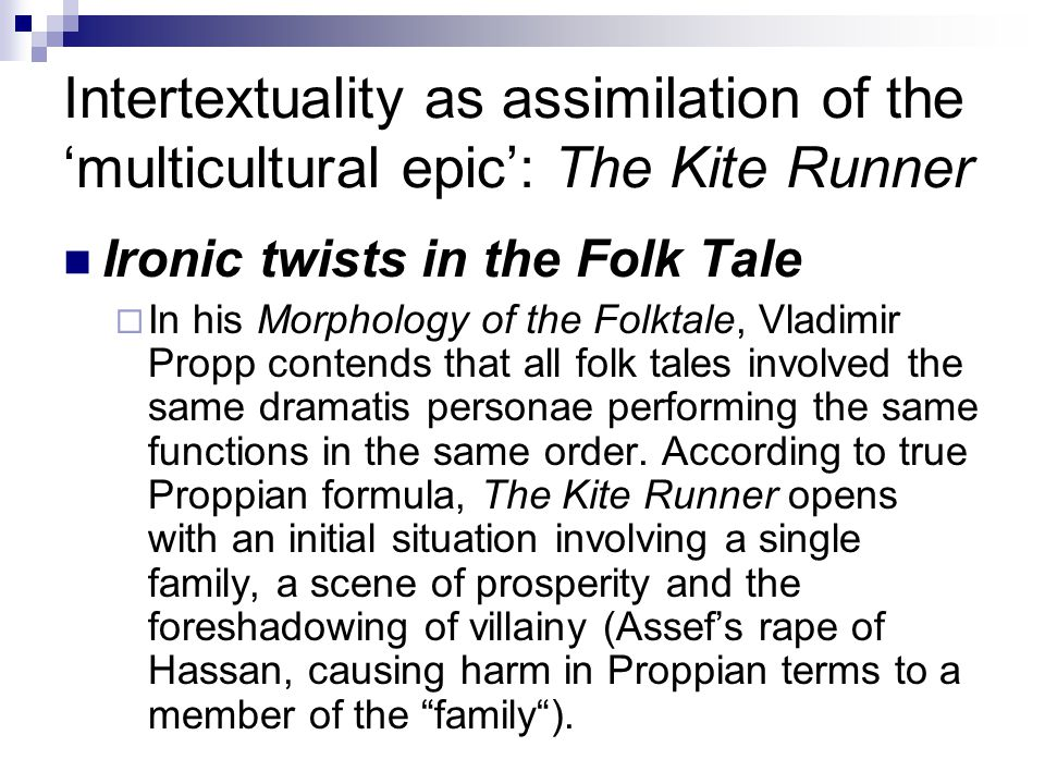 the kite runner irony Irony in the kite runner essay федор.