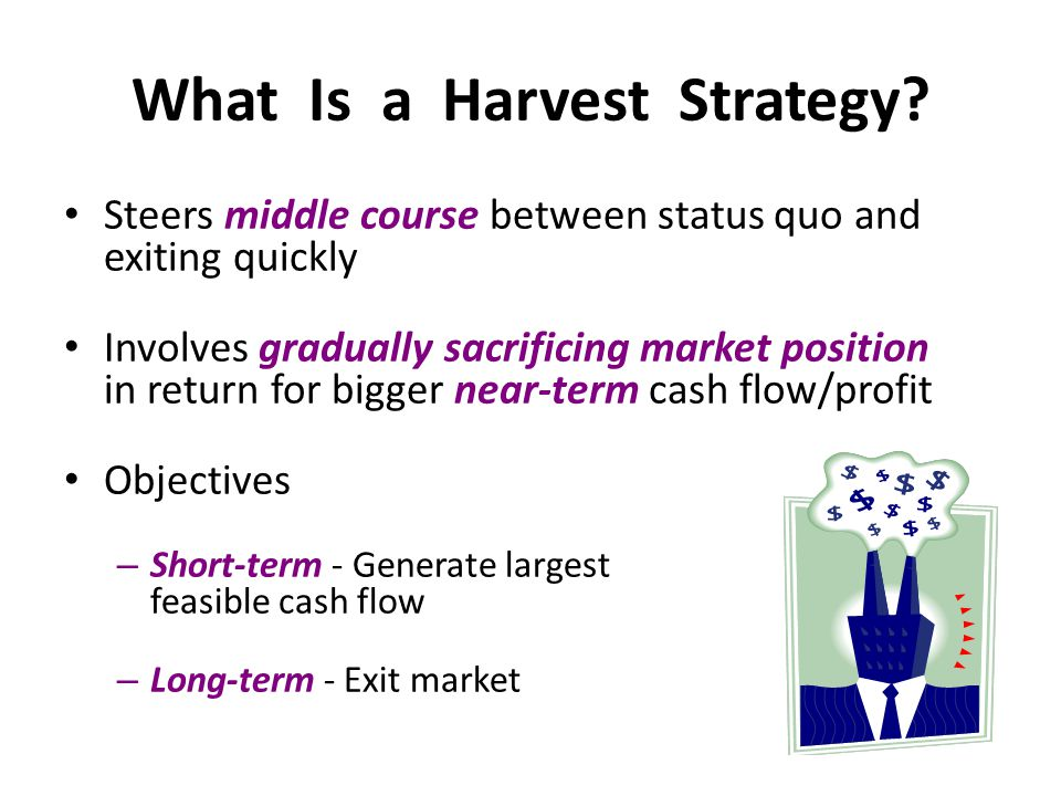 What Is a Harvest Strategy