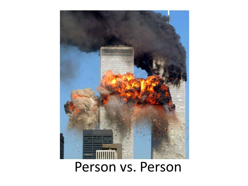 Person vs. Person