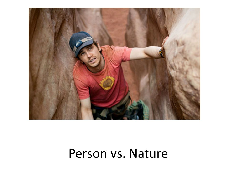 Person vs. Nature