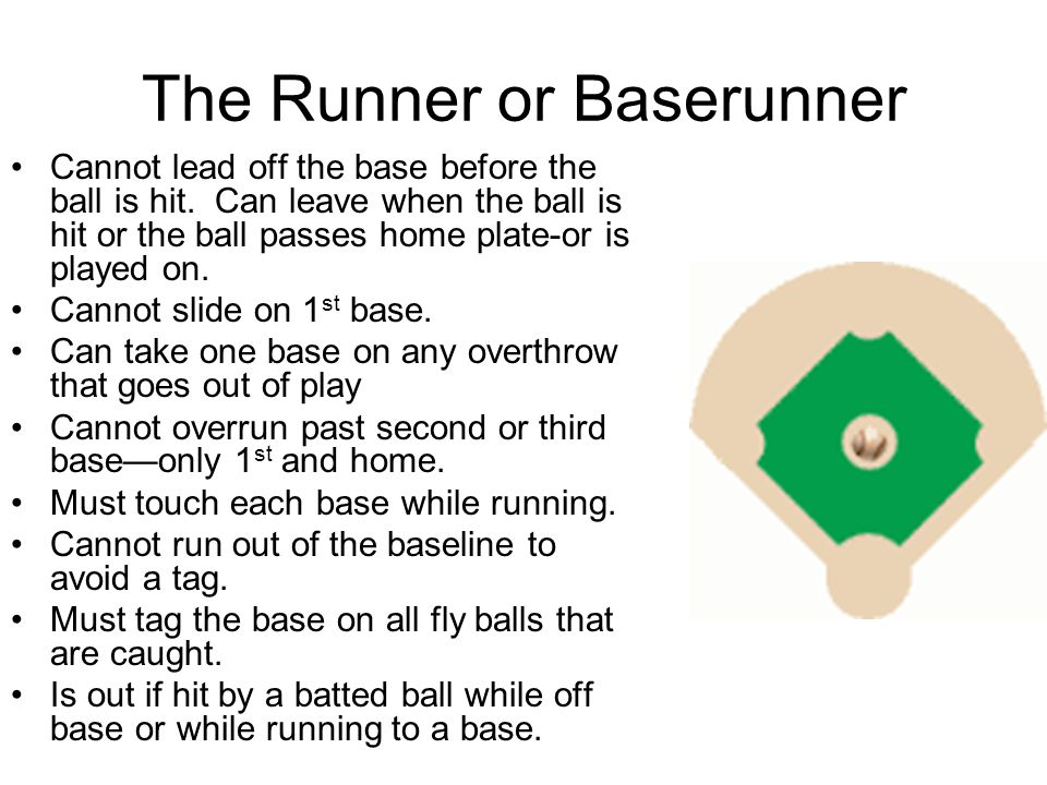 The Runner or Baserunner