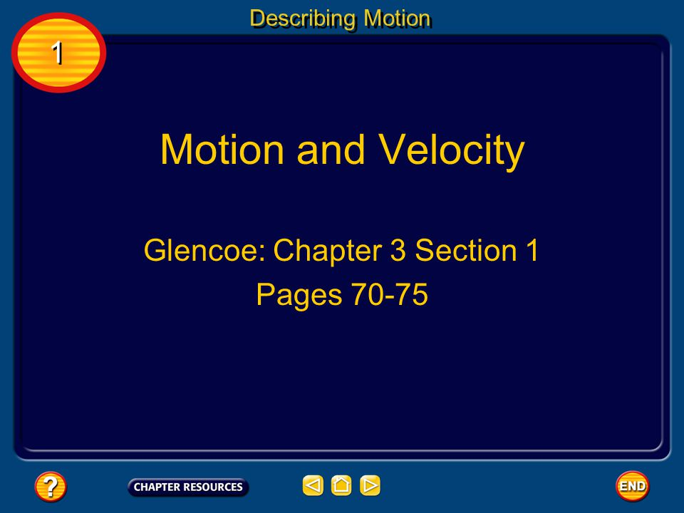 Glencoe: Chapter 3 Section 1 Pages 70-75