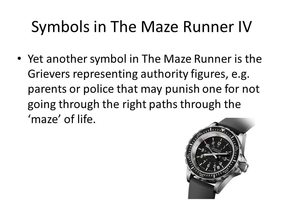 Symbols in The Maze Runner IV