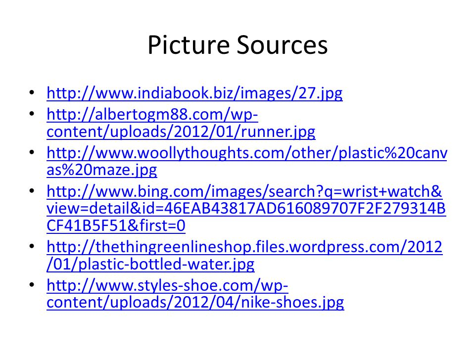 Picture Sources http://www.indiabook.biz/images/27.jpg