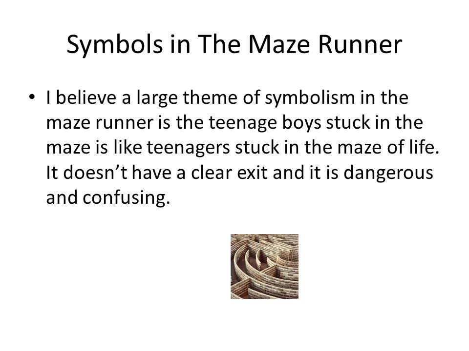 Symbols in The Maze Runner