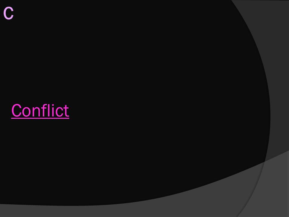 C Conflict