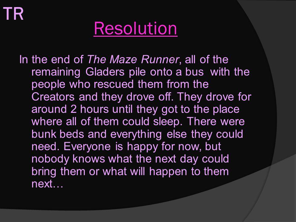 TR Resolution.