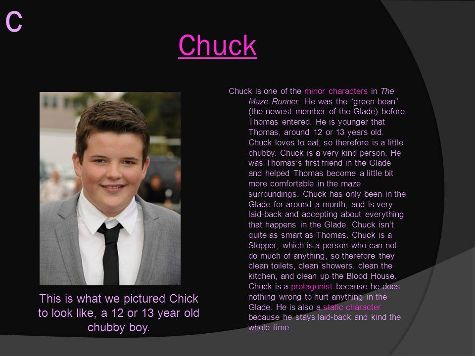 C Chuck.