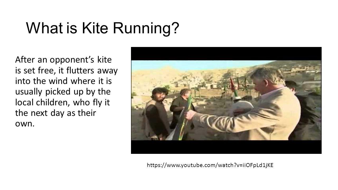 What is Kite Running