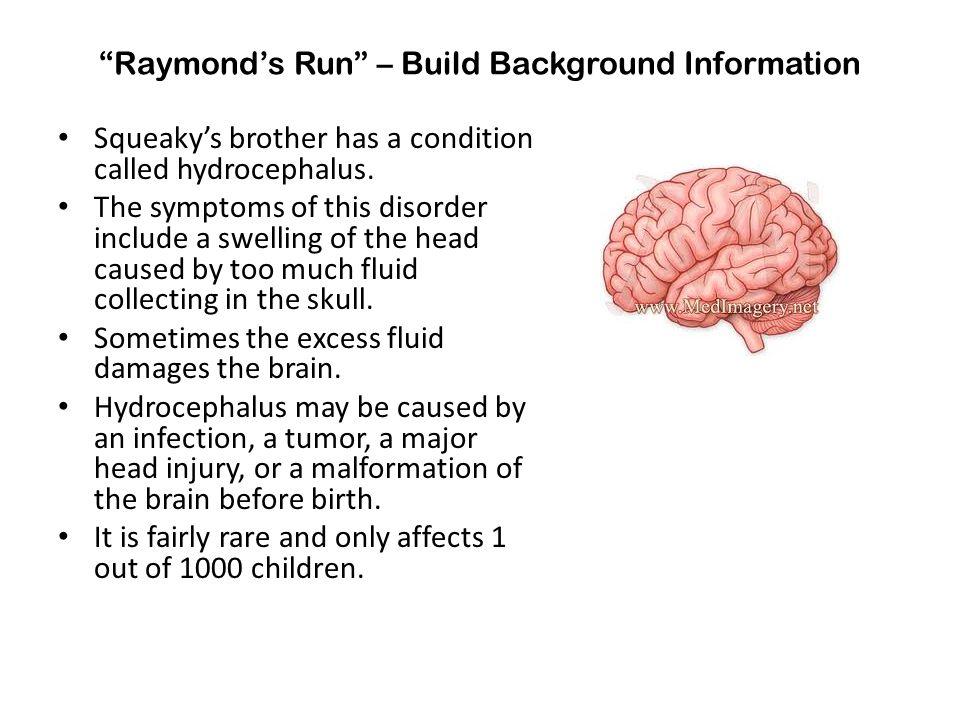 Raymond's Run – Build Background Information
