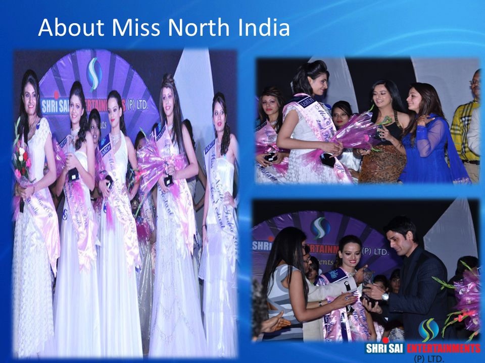About Miss North India