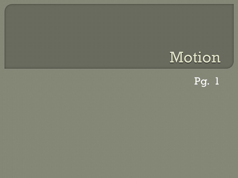 Motion Pg. 1