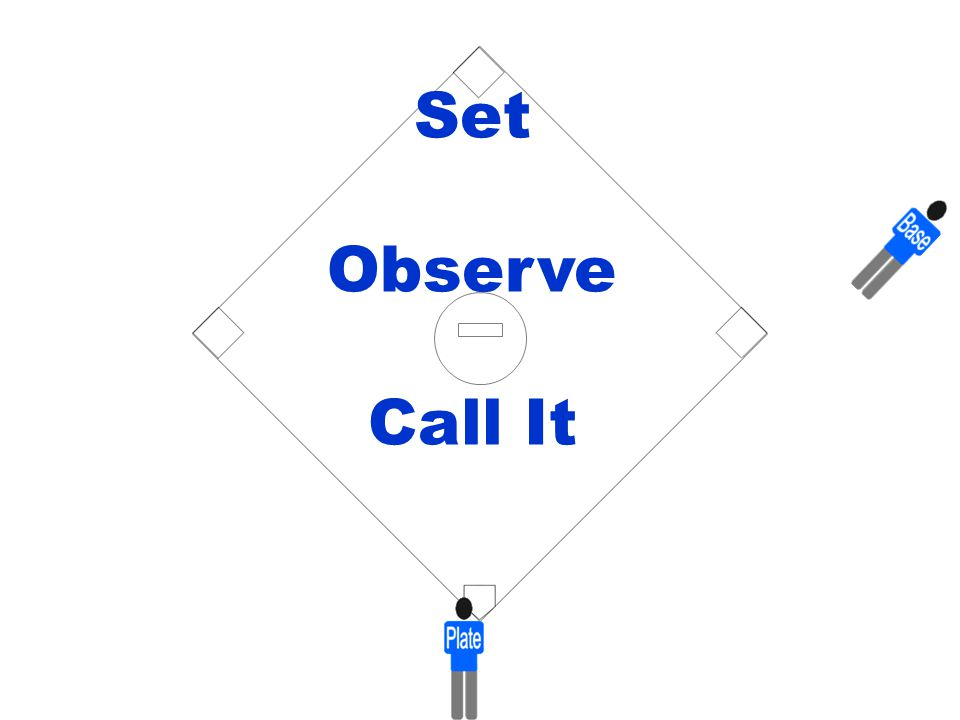 Set Observe Call It
