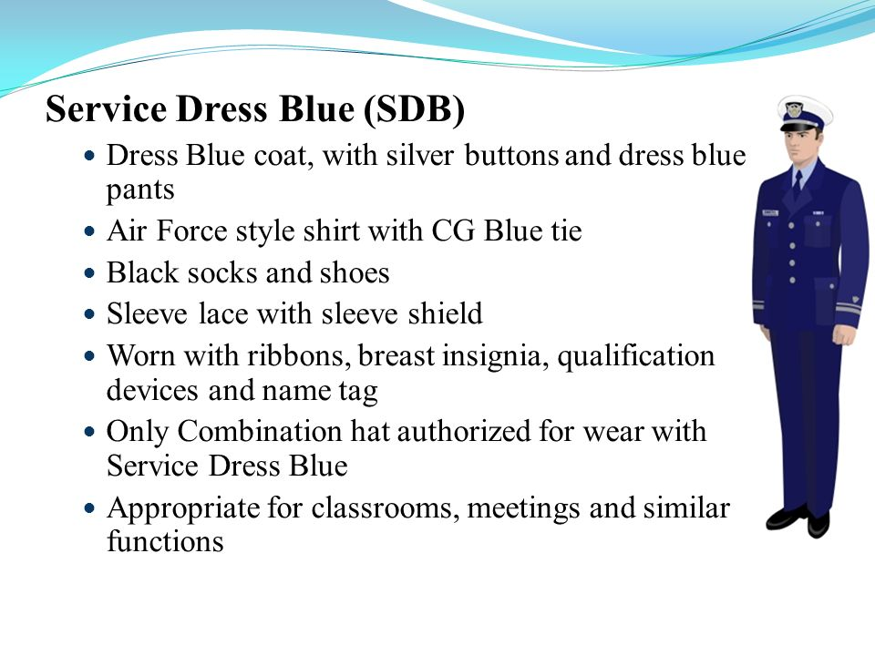 Service Dress Blue (SDB)