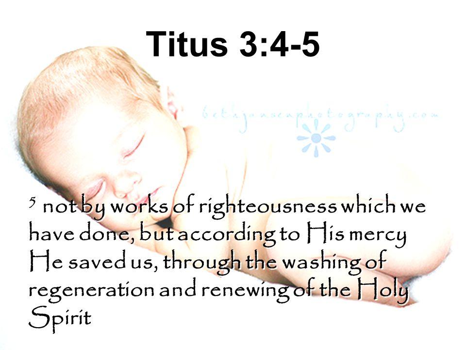 Titus 3:4-5