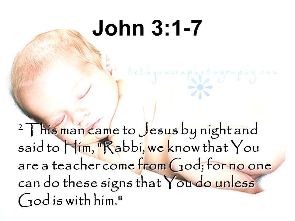 John 3:1-7