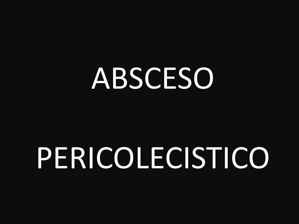 ABSCESO PERICOLECISTICO