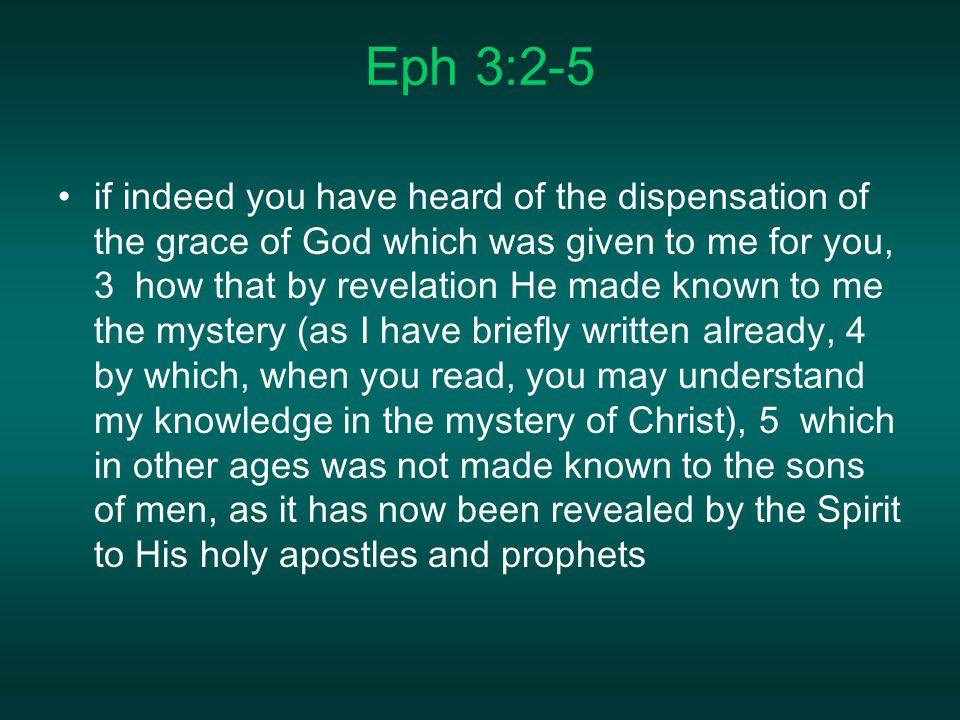 Eph 3:2-5