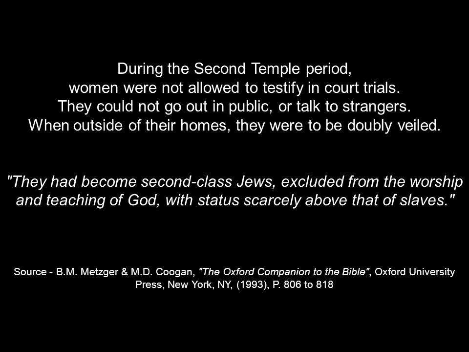During the Second Temple period,