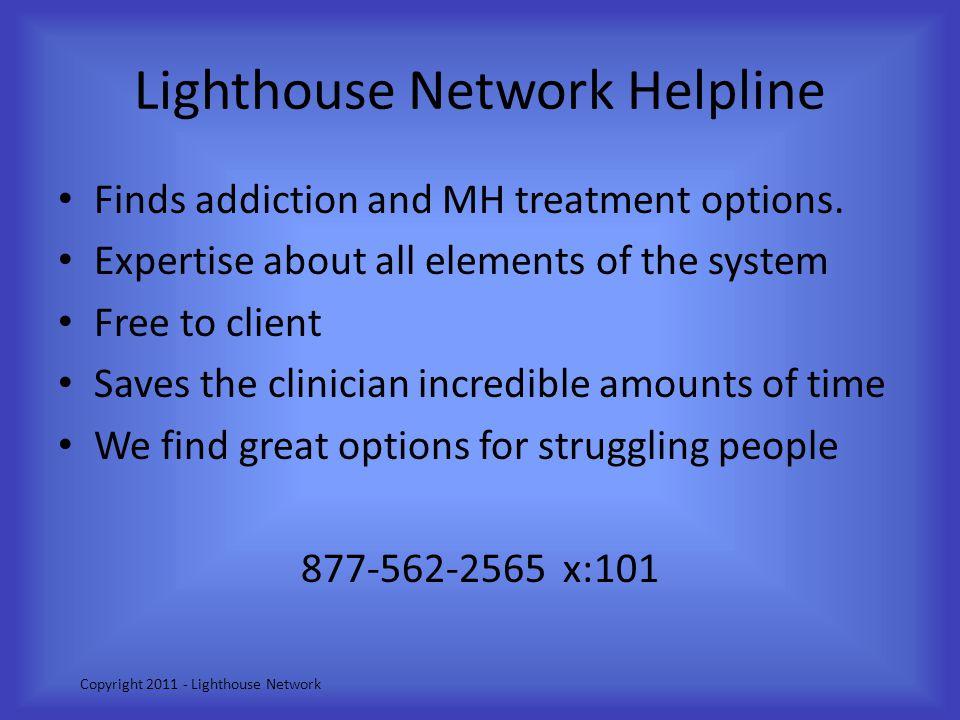 Lighthouse Network Helpline