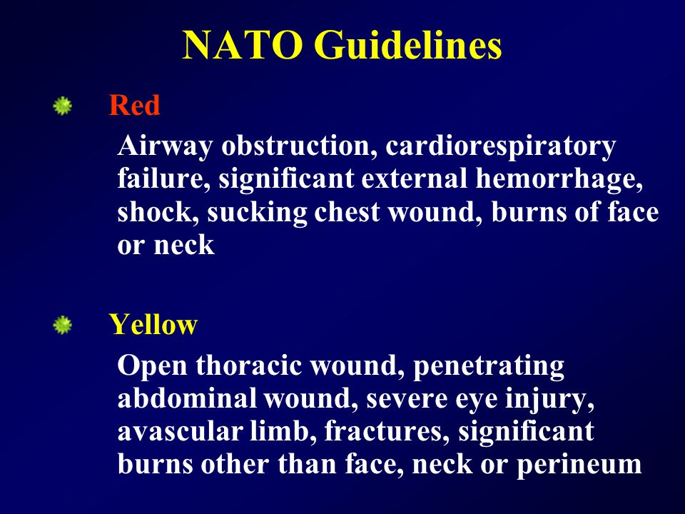NATO Guidelines Red.