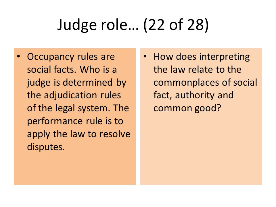 Judge role… (22 of 28)